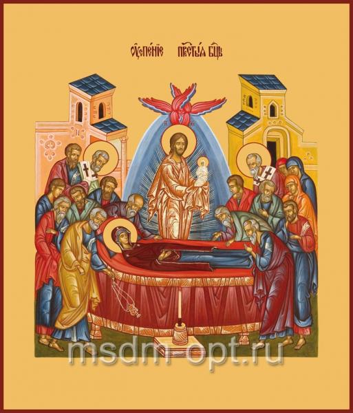 Успение Пресвятой Богородицы, икона (арт.629)