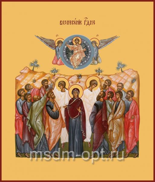 Вознесение Господне, икона (арт.636)
