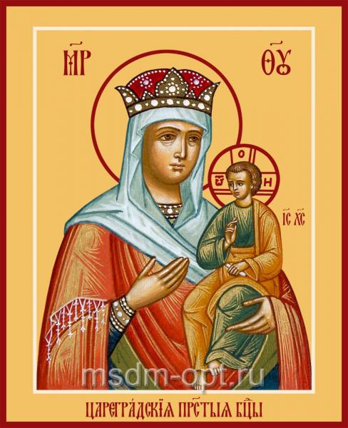 Купить Цареградская икона Божией Матери