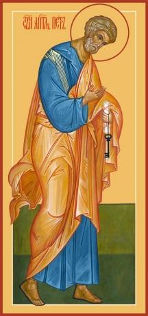 Петр апостол, икона (арт.6410)