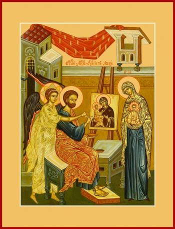 Лука апостол, икона (арт.6438)
