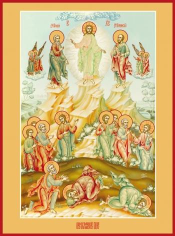 Преображение Господне, икона (арт.644)