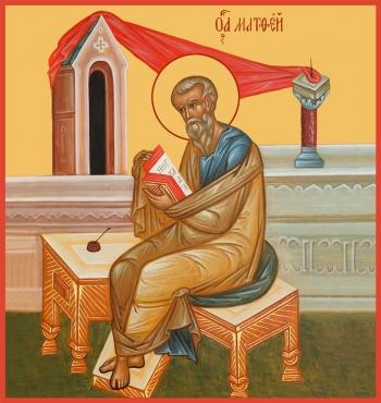 Матфей апостол, икона (арт.6451)