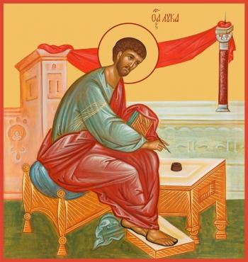 Лука апостол, икона (арт.6453)