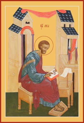 Лука апостол, икона (арт.6456)