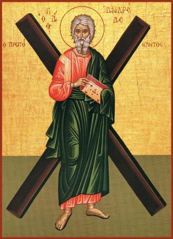 Андрей апостол, икона (арт.6474)