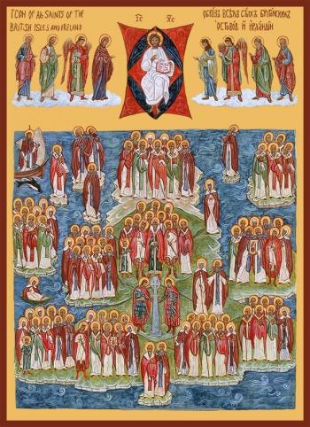Собор Британских и Ирландских святых