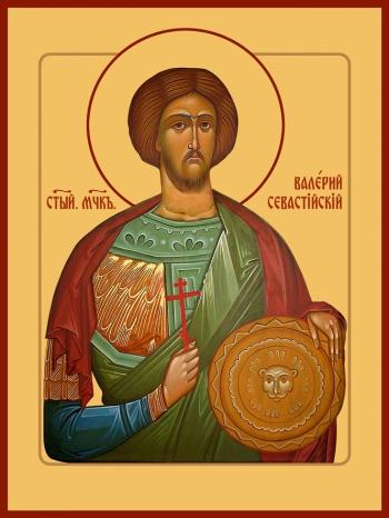 Валерий мученик, икона (арт.6547)