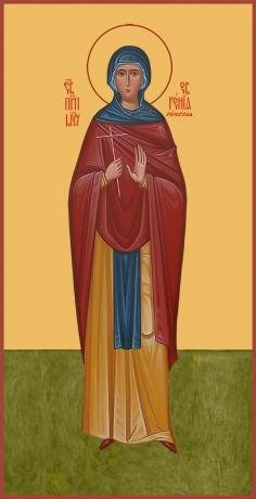 Евгения Римская преподобномученица