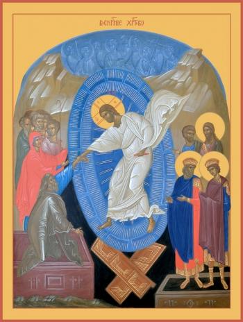 Воскресение Господне, икона (арт.6601)