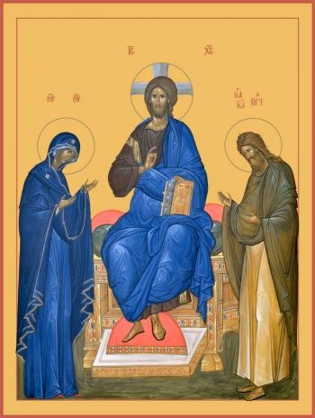 Деисус, икона (арт.6606)