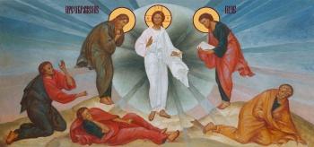 Преображение Господне, икона (арт.6641)