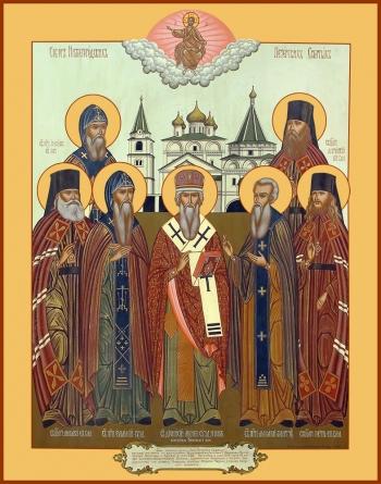 Икона Собор Нижегородских святых