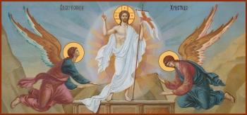 Воскресение Господне, икона