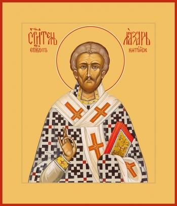 Лазарь Четверодневный, Китийский, епископ, икона (арт.6704)