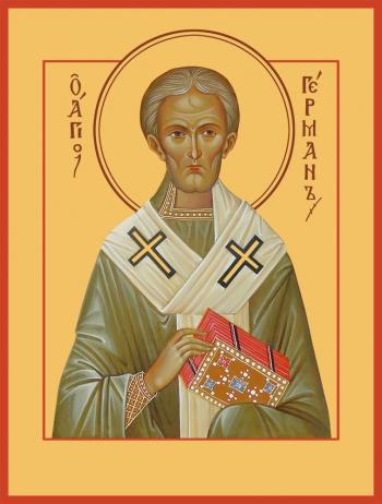 Герман Константинопольский, святитель