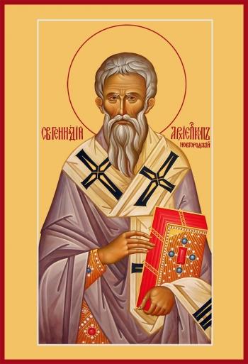 Геннадий, архиепископ Новгородский, святитель