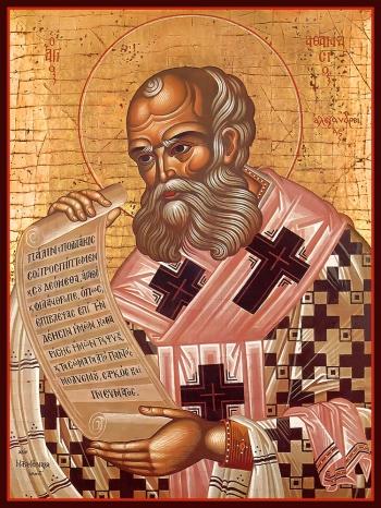 Афанасий Великий, Александрийский, святитель
