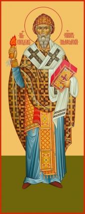 Спиридон Тримифунтский святитель, икона (арт.06755)
