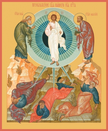 Преображение Господне, икона (арт.675)