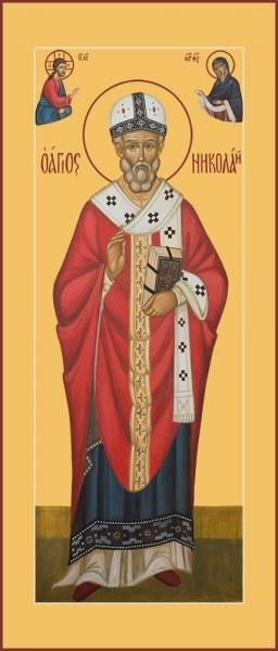 Николай чудотворец, архиепископ Мир Ликийских