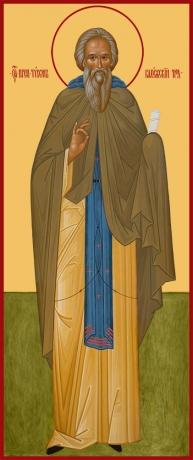 Тихон, Калужский чудотворец, преподобный