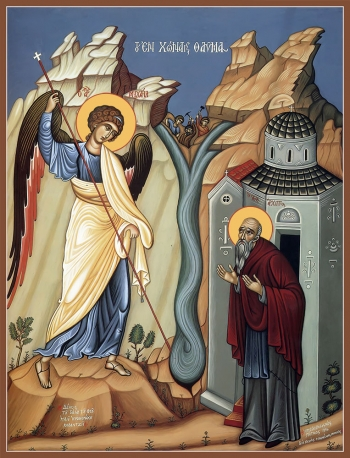 Архип (Архипп) Херотопский преподобный