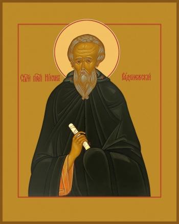 Никон Радонежский, игумен преподобный