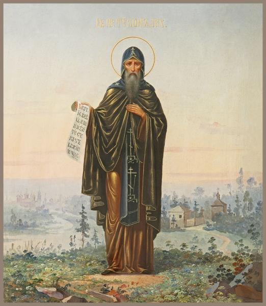 Тихон Лухский преподобный