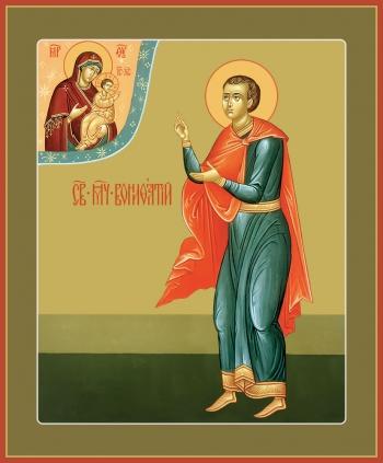 Вонифатий мученик, икона