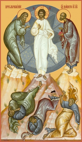 Преображение Господне, икона (арт.690)