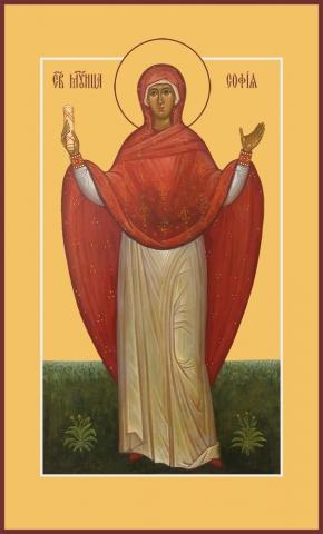 София Римская мученица