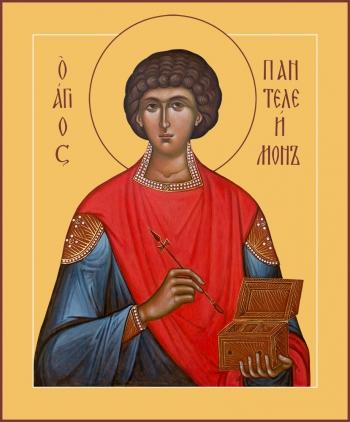 Пантелеимон великомученик и целитель