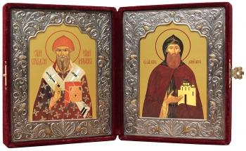 Даниил Московский благоверный князь, икона (арт.00412)