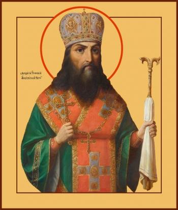 Феодосий Углицкий, архиепископ Черниговский, святитель, икона (арт.793)