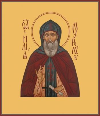 Илия Муромец преподобный, икона (арт.825)