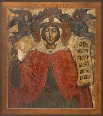 Параскева Пятница мученица, икона (арт.907)