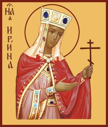 Ирина великомученица, икона (арт.938)