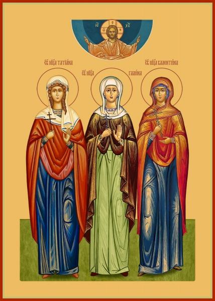 Семейная икона. Изготовление на заказ  (арт. S-028)