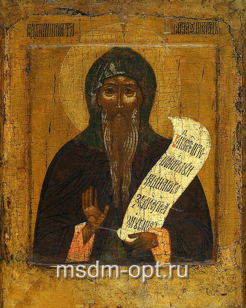 Икона �вя�ой Ники�а С�олпник Пе�е�лав�кий ��до�во�е�
