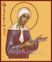 Ксения Петербургская блаженная, икона (арт.00016)