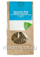 Грудной сбор (бронхолитический). Чай монастырский. Травы горного Крыма. 50 гр