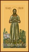 Алексий, человек Божий преподобный, икона (арт.00055)