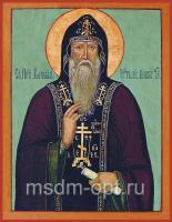 Варлаам Хутынский преподобный, икона (арт.00070)
