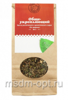 Общеукрепляющий. Чай монастырский. Травы горного Крыма. 50 гр