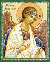 Ангел Хранитель, икона (арт.00157 с-2)