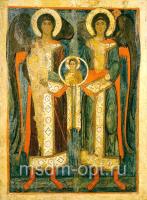 Гавриил и Михаил архангелы, икона (арт.01613)