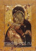 Владимирская икона Божией Матери (арт.02012)
