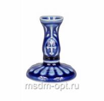 Подсвечник малый, керамика (арт.26091-2)
