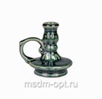 Подсвечник малый, керамика (арт.26091-3)